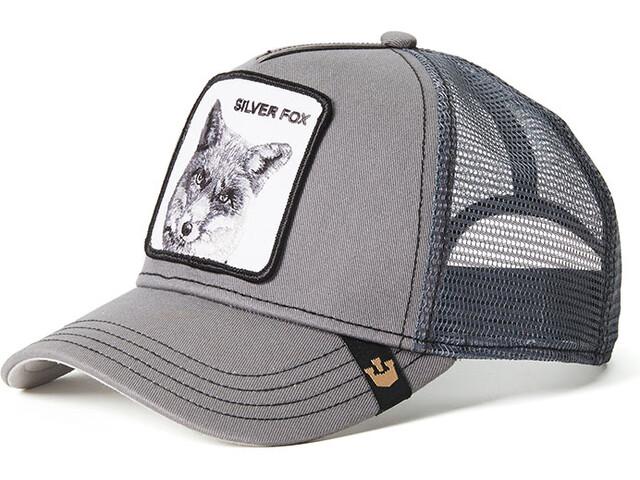 Goorin Bros. Silver Fox Berretto, grey